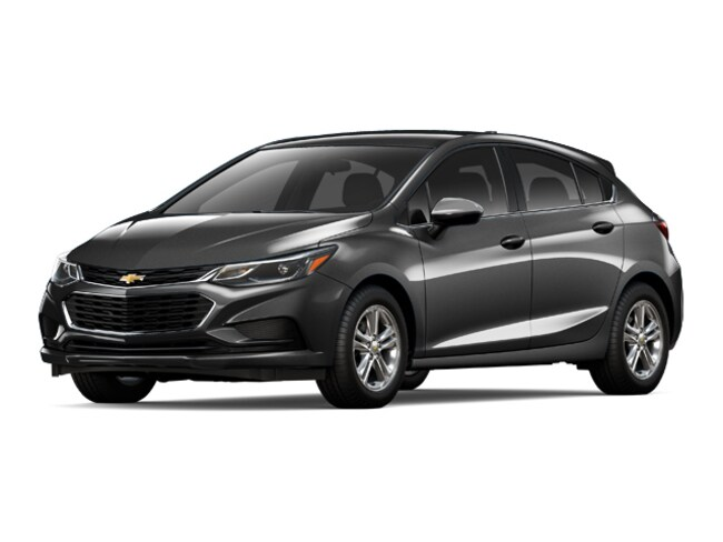 New 2018 Chevrolet Cruze LT Auto Hatchback in Cortland