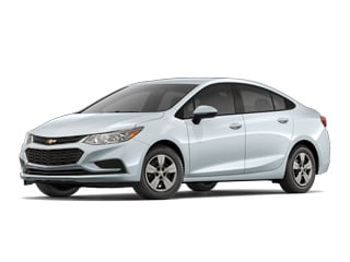 2018 Chevrolet Cruze Sedan Summit White