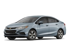 New 2018 Chevrolet Cruze LS Auto Sedan in Montgomery