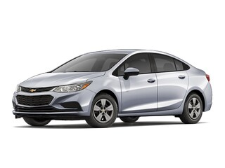 New 2018 Chevrolet Cruze LS Auto Sedan Danvers, MA