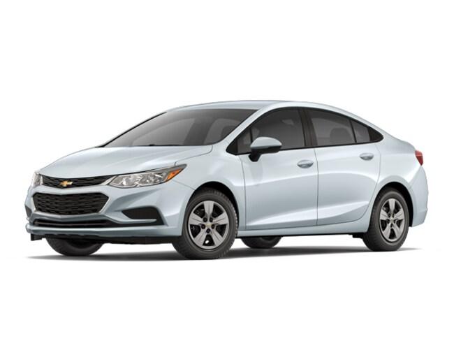 New 2018 Chevrolet Cruze LS Auto Sedan in Cathedral City