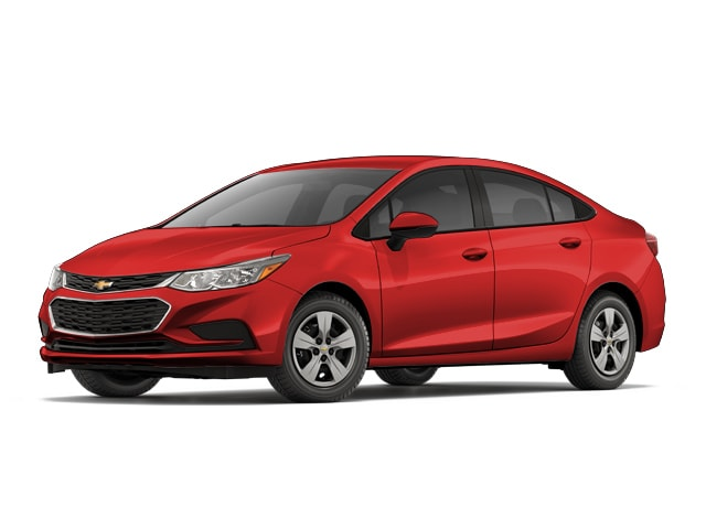 2018 Chevrolet Cruze LS Manual Sedan