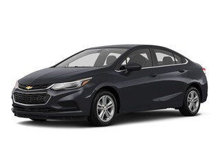 Used 2018 Chevrolet Cruze 4dr Sdn 1.4L LT w/1SD Sedan Stockton, CA