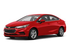 Used 2018 Chevrolet Cruze Sedan LT Car J7198284 for sale in Huntsville, TX