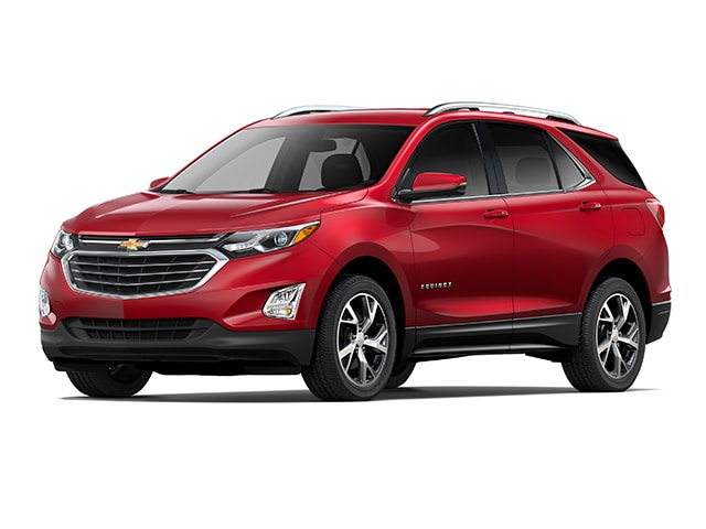 2018 Chevrolet Equinox SUV Showroom in Danvers | Herb
