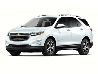 New 2018 Chevrolet Equinox LS SUV Harlingen, TX