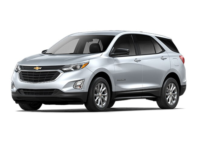 New 2018 Chevrolet Equinox LS SUV in Cortland