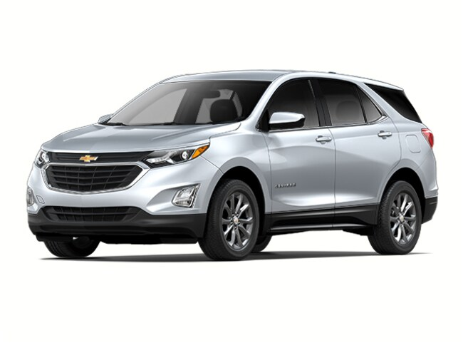 2018 Chevrolet Equinox LT Sport Utility
