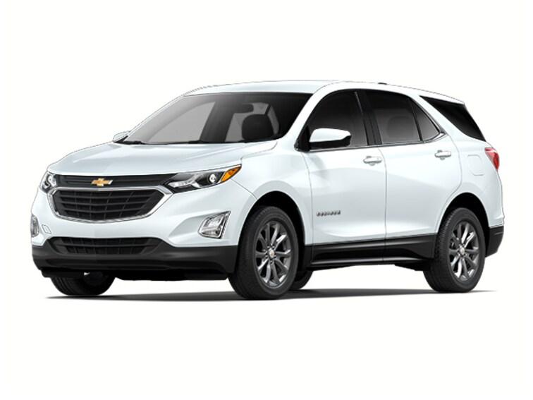 Used 2018 Chevrolet Equinox LT SUV in Bellingham, WA