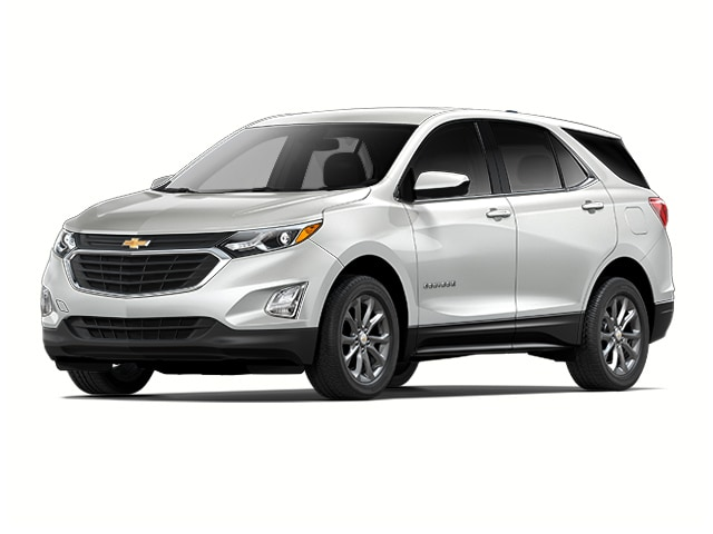 New 2018 Chevrolet Equinox LT w/1LT SUV Winston Salem, North Carolina