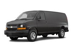New 2018 Chevrolet Express 2500 Work Van Van Cargo Van in Stockton, CA