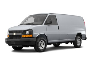 New 2018 Chevrolet Express 2500 Work Van Van Cargo Van Vienna