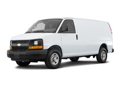 2018 Chevrolet Express 2500 Work Van Van