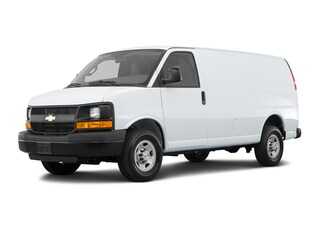 New 2018 Chevrolet Express 2500 Work Van Van Cargo Van in Baltimore