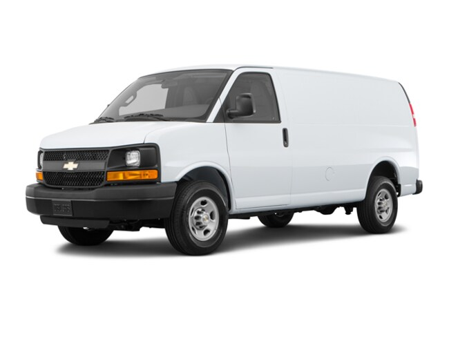 Used 2018 Chevrolet Express 2500 Work Van Cargo Van CU5885J