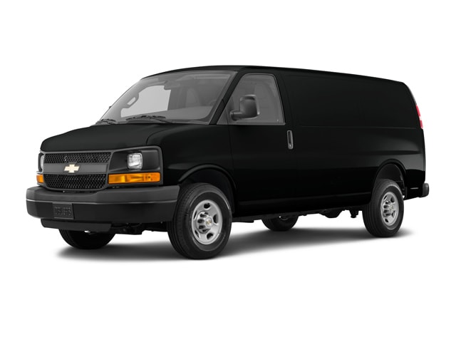 2018 Chevrolet Express 3500 Van