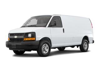 2018 Chevrolet Express 3500 Work Van Cargo Van