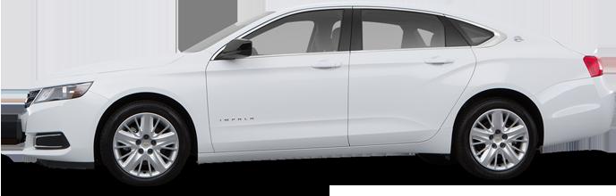 2018 Chevrolet Impala Sedan LS w/1LS