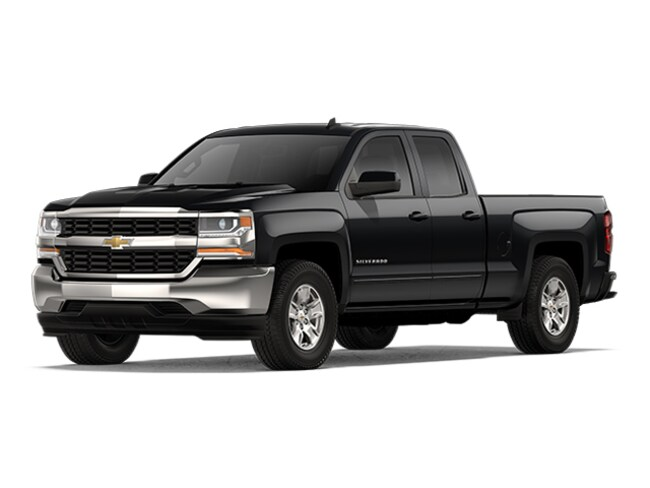 Used 2018 Chevrolet Silverado 1500 LT Truck Double Cab for sale in Gallipolis, OH
