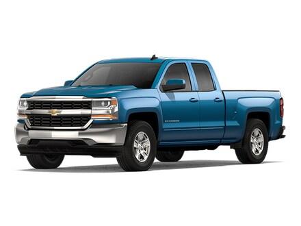 2018 Chevrolet Silverado 1500 LT w/1LT Truck Double Cab