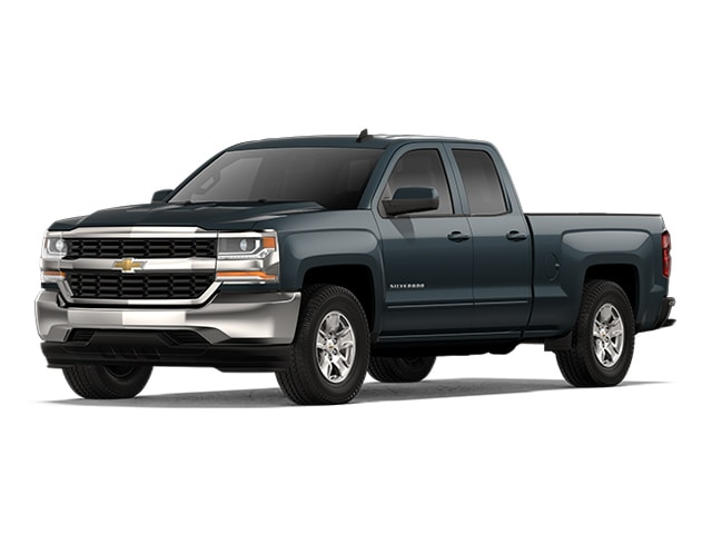 New 2018 Chevrolet Silverado 1500  LT Truck Double Cab Winston Salem, North Carolina