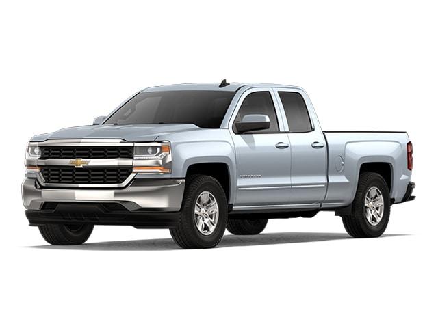 2018 Chevrolet Silverado 1500 Truck Double Cab
