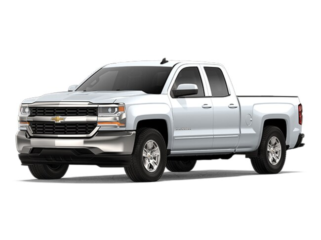 Used 2018 Chevrolet Silverado 1500 LT Truck Double Cab for Sale in Santa Maria, CA