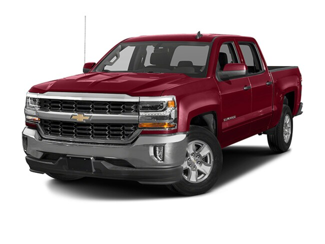 New 2018 Chevrolet Silverado 1500 LT Truck Crew Cab For Sale/Lease Fort Collins, CO