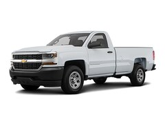 New 2018 Chevrolet Silverado 1500 Work Truck Truck for sale in Macon, GA