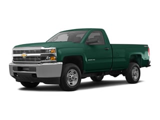 2018 Chevrolet Silverado 2500HD Truck Woodland Green