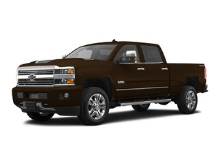 New 2018 Chevrolet Silverado 2500HD High Country - 0% Financing Truck Crew Cab 1GC1KXEY5JF175977 In Wetaskiwin & Ponoka, AB