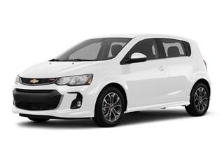 2018 Chevrolet Sonic LT Auto w/1FL Hatchback