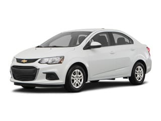 2018 Chevrolet Sonic Sedan Summit White