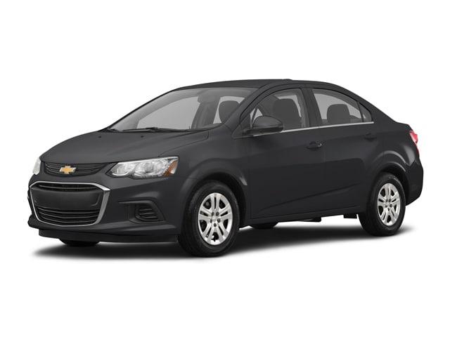 2018 Chevrolet Sonic LS Auto Sedan