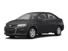New 2018 Chevrolet Sonic LS Auto Sedan Winston Salem, North Carolina