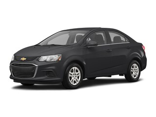 New 2018 Chevrolet Sonic LS Auto Sedan Vienna