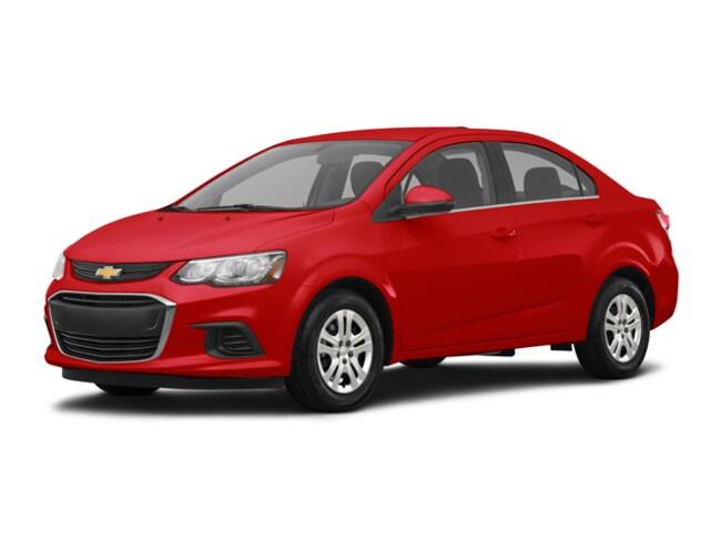 2018 Chevrolet Sonic Sedan LS Automatic Sedan