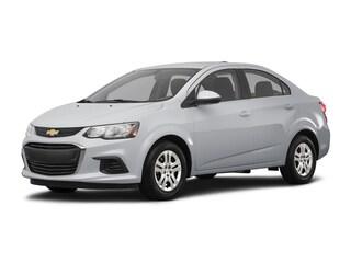 New 2018 Chevrolet Sonic LS Auto Sedan in Baltimore