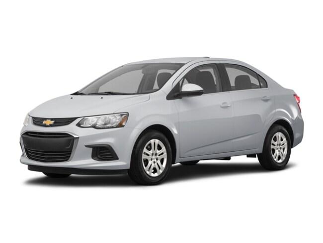2018 Chevrolet Sonic LS Sedan