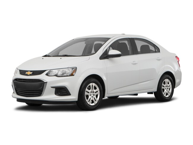 2018 Chevrolet Sonic Sedan LS Automatic Sedan