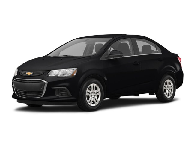 2018 Chevrolet Sonic LS Manual