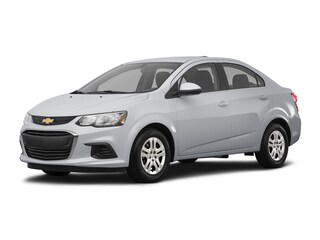2018 Chevrolet Sonic LS Manual Sedan