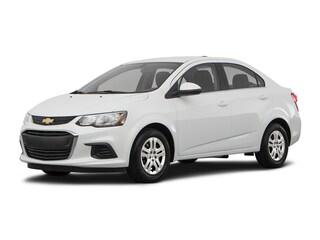 2018 Chevrolet Sonic LS Manual Sedan