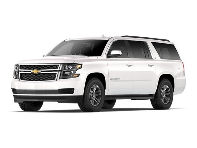 2018 Chevrolet Suburban VUD