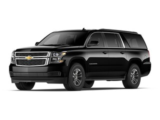 New 2018 Chevrolet Suburban LS SUV in Baltimore