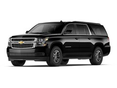 New 2018 Chevrolet Suburban LS SUV near Culver City, CA