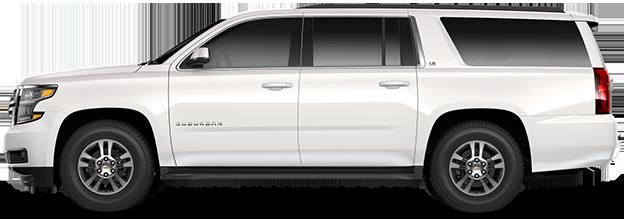 2018 Chevrolet Suburban SUV LS