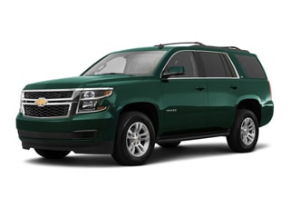 2018 Chevrolet Tahoe SUV Woodland Green