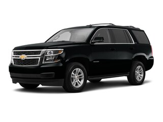 New 2018 Chevrolet Tahoe LS SUV JR131671 Danvers, MA