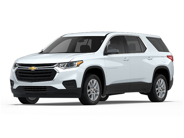 2018 Chevrolet Traverse VUD